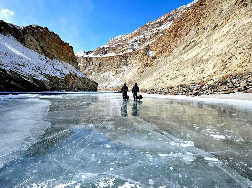 tour packages of pangong