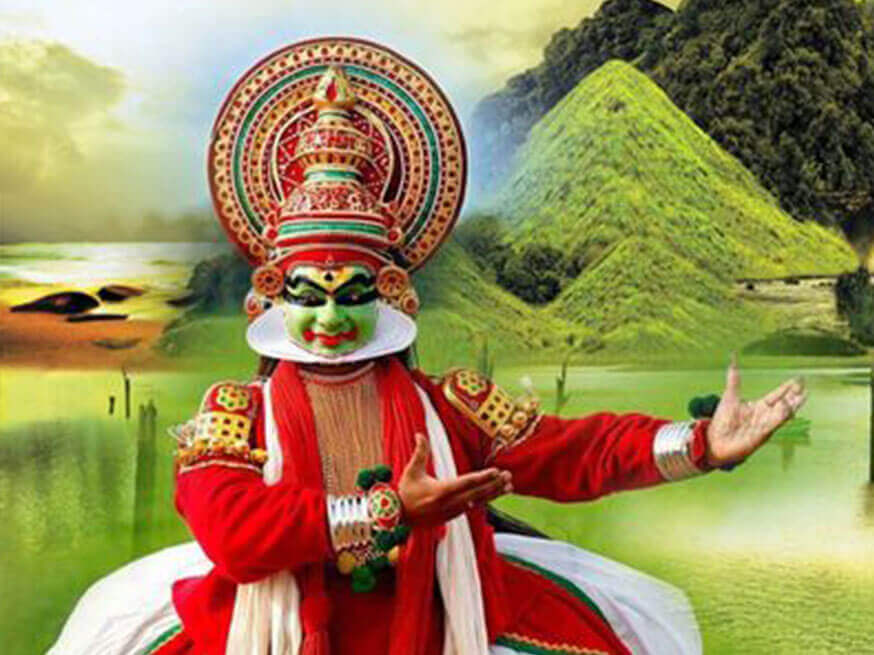 Kerala Holiday Tour Package 5Night/6Days