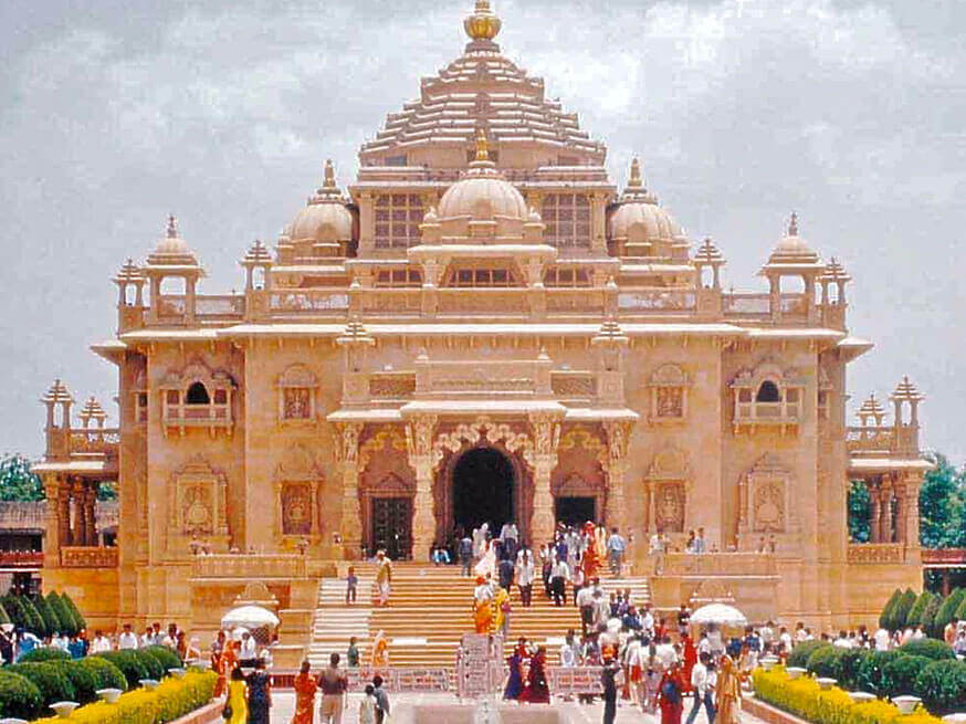 8 Nights Saurashtra Tour Package of Gujarat with Diu and Palitana