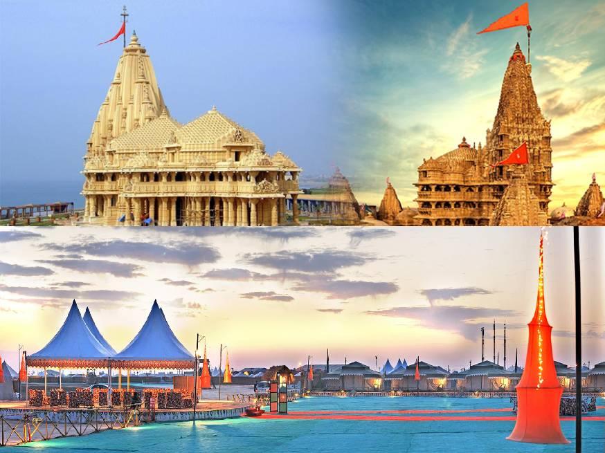 Dwarka Somnath Tour With Runn Utsav